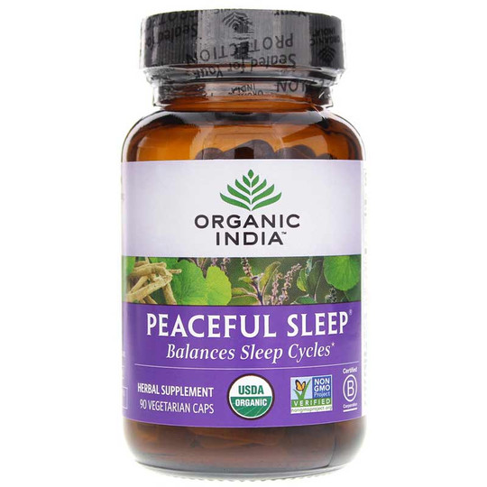 Peaceful Sleep Certified Organic