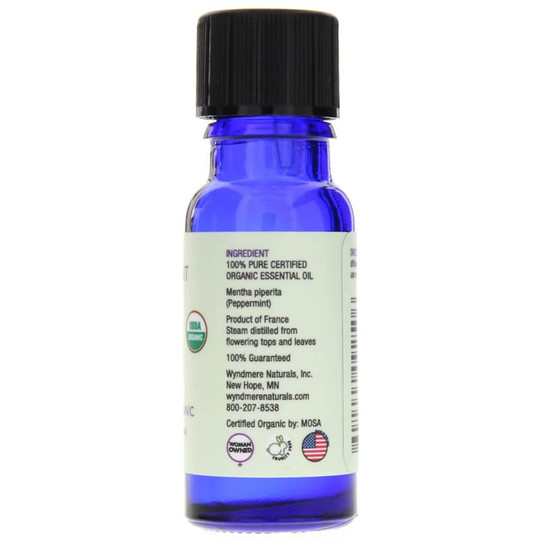 Peppermint Certified Organic Essential Oil