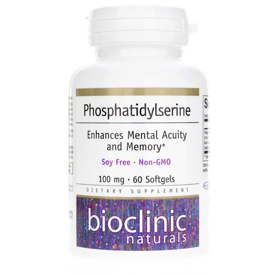 Phosphatidylserine 100 Mg