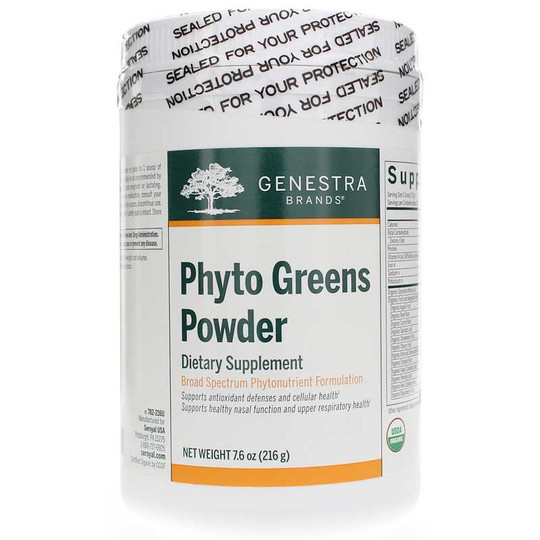 Phyto Greens Powder Organic