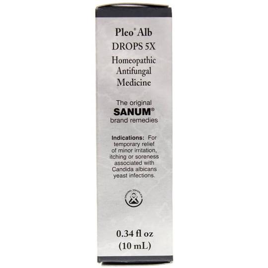 Pleo Alb Drops 5X