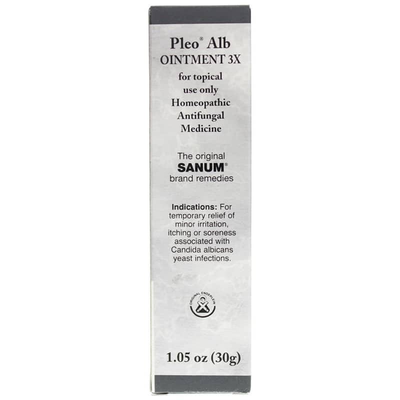 Pleo Alb Ointment 3X
