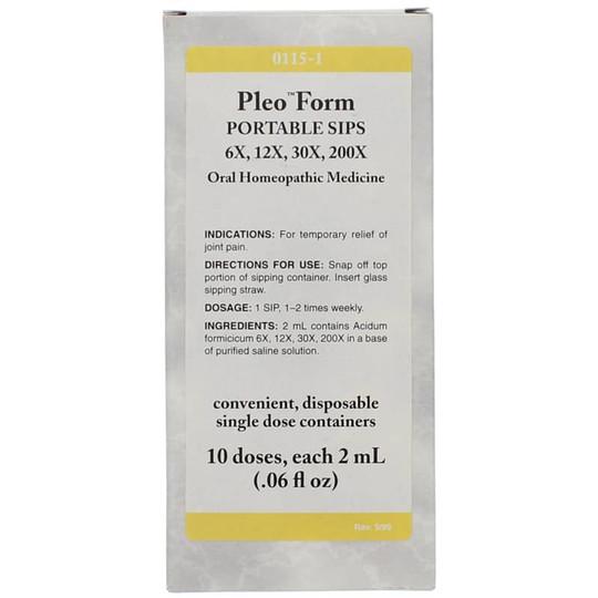 Pleo Form Portable Sips