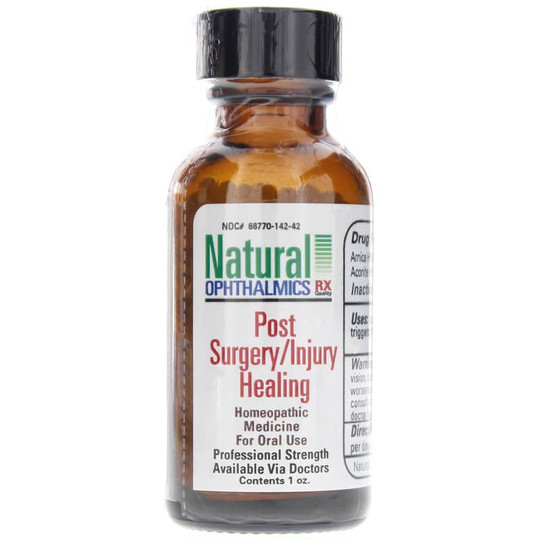 Post Surgery/Injury Healing Homeopathic Pellets
