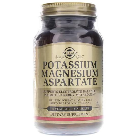 Potassium Magnesium Aspartate