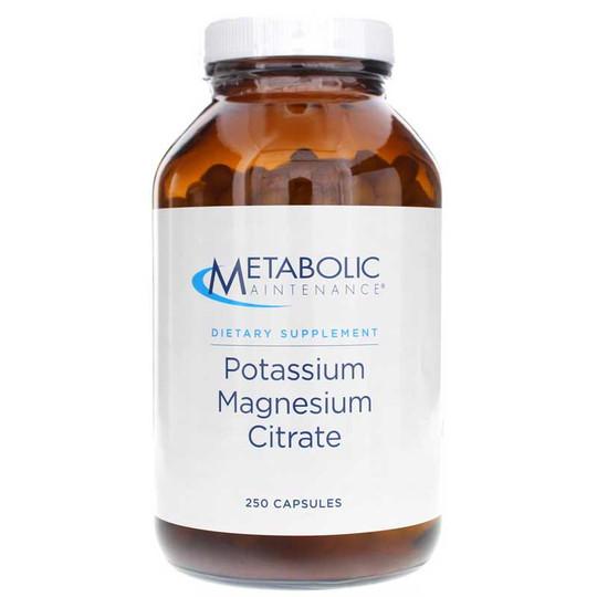 Potassium Magnesium Citrate