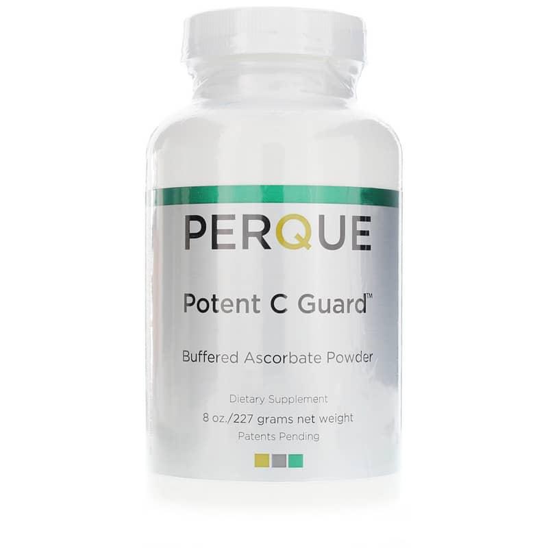 Potent C Guard Buffered Ascorbate Powder 8 Oz