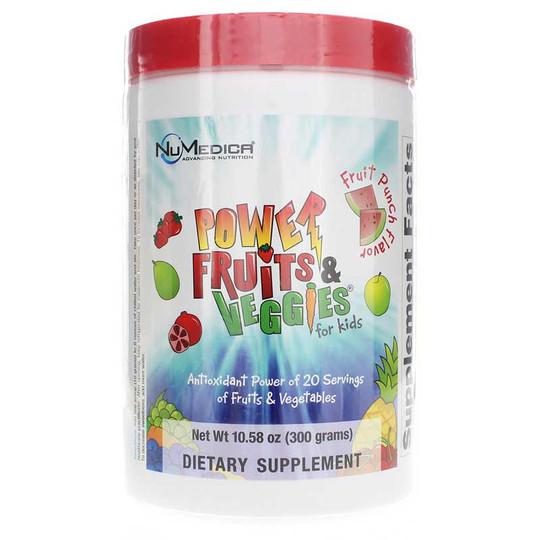 Power Fruits & Veggies for Kids