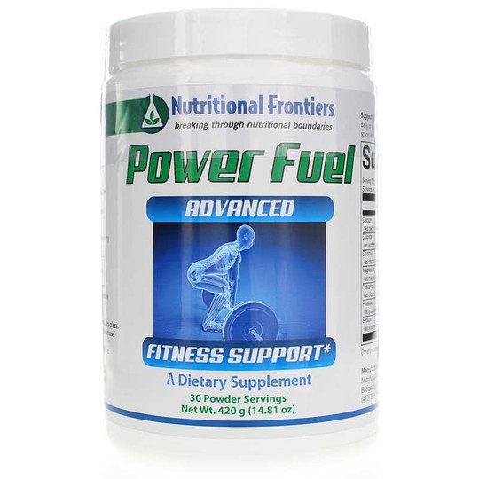 Power Fuel Advanced Fitness Support