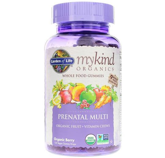Prenatal Multi Whole Food Multivitamin Gummies