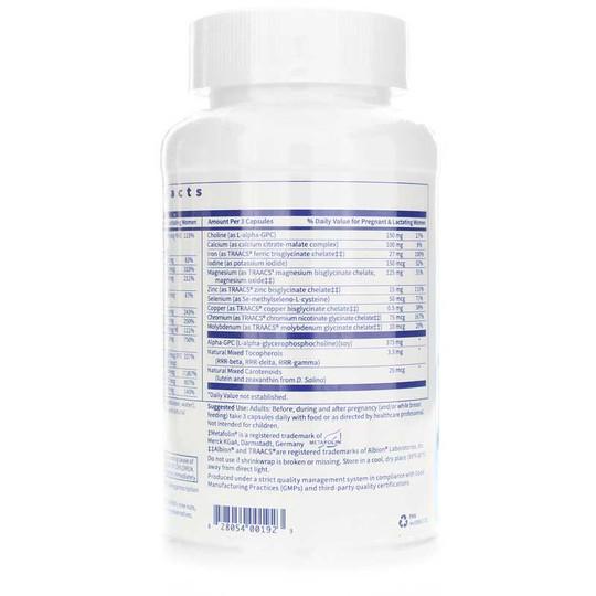 Prenatal & Nursing Formula