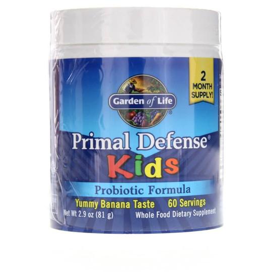 Primal Defense Kids Probiotic Formula Powder