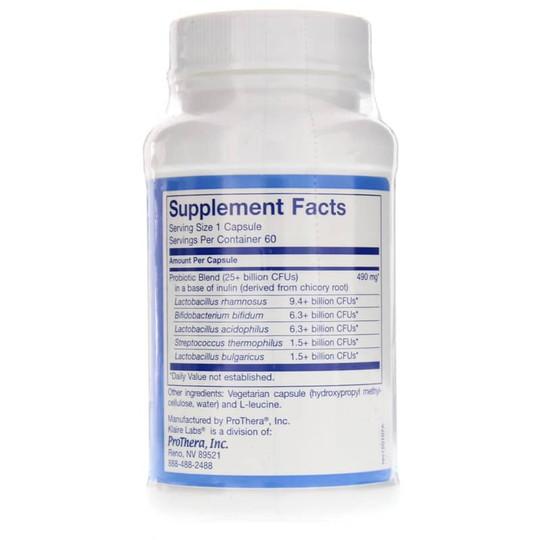 Pro-5 25 Billion CFU Probiotic