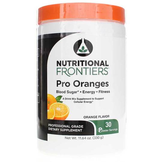 Pro Oranges Energy Drink Mix