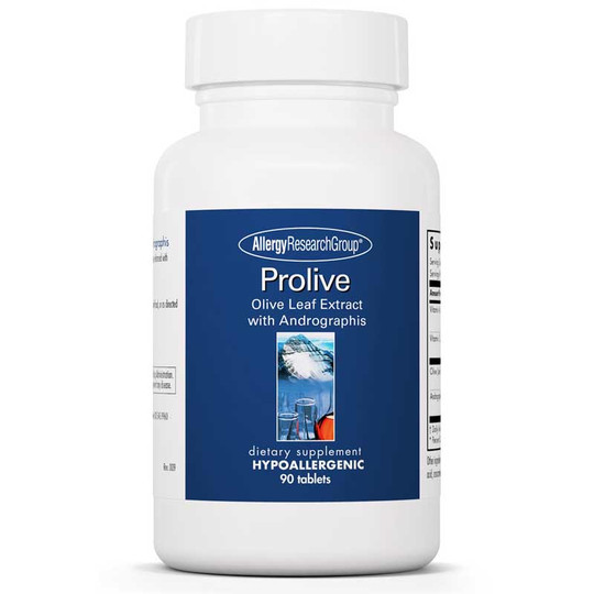 Prolive Olive Leaf Extract with Andrographis