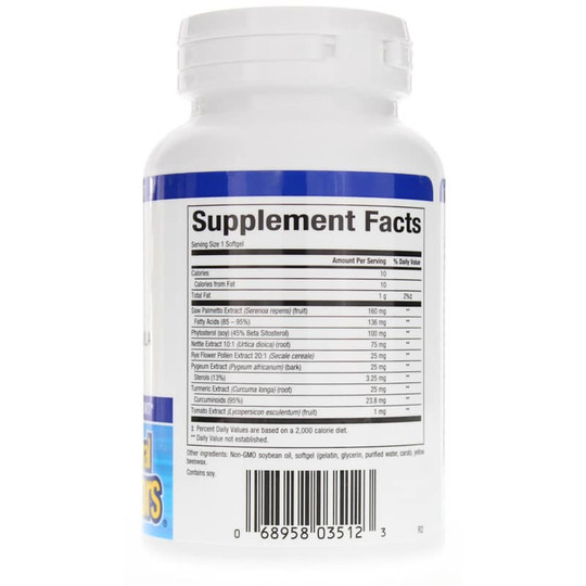 Prostate Health Complete Herbal Formula