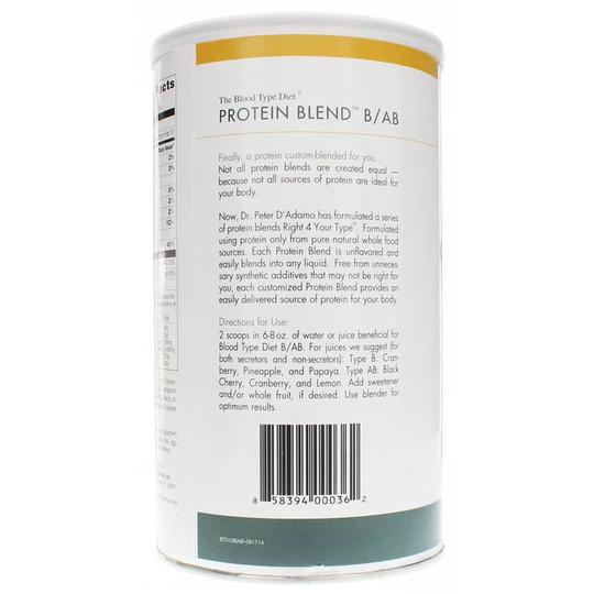Protein Blend Powder Type B/AB