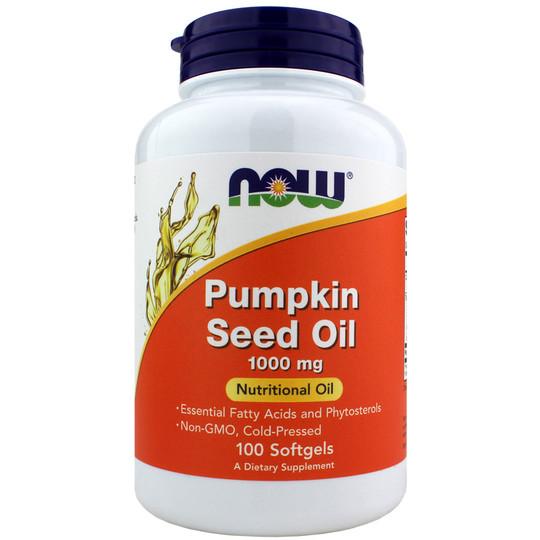 Pumpkin Seed Oil 1000 Mg