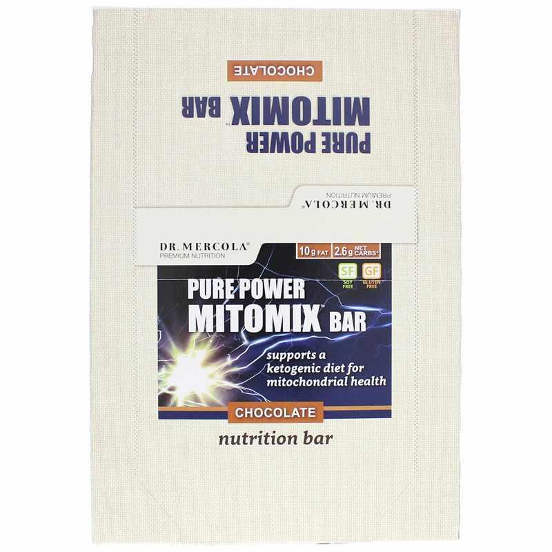 Pure Power Mitomix Bar, Dr. Mercola