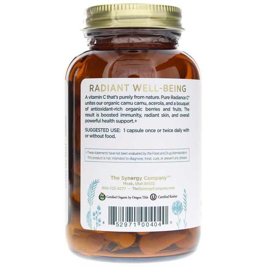 Pure Radiance C Organic Vitamin C Capsules