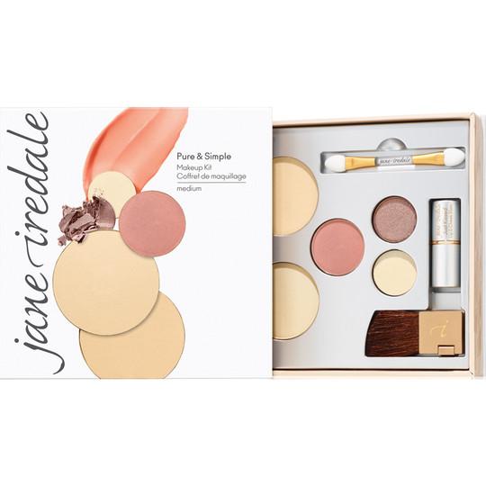 Pure & Simple Makeup Kit