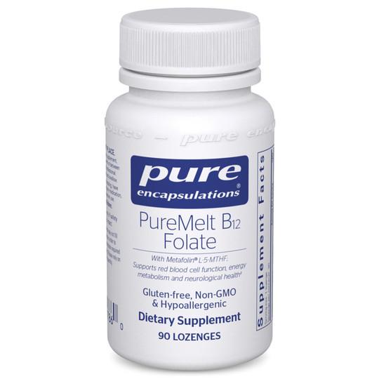 PureMelt B12 Folate