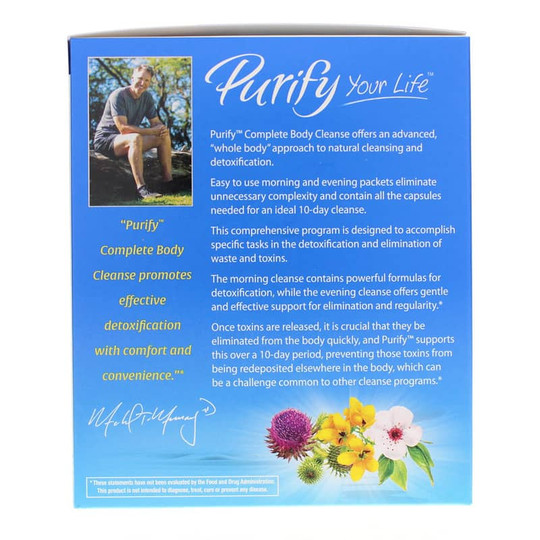 Purify 10 Day Complete Body Cleanse