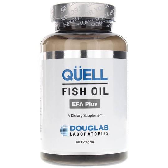 Quell Fish Oil EFA Plus