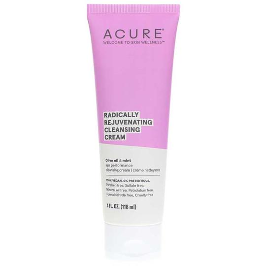 Radically Rejuvenating Cleansing Cream, Acure Organics