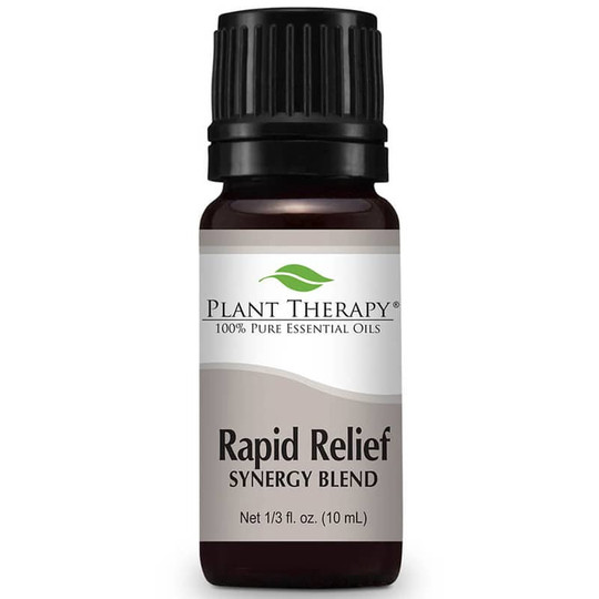Rapid Relief Synergy Blend