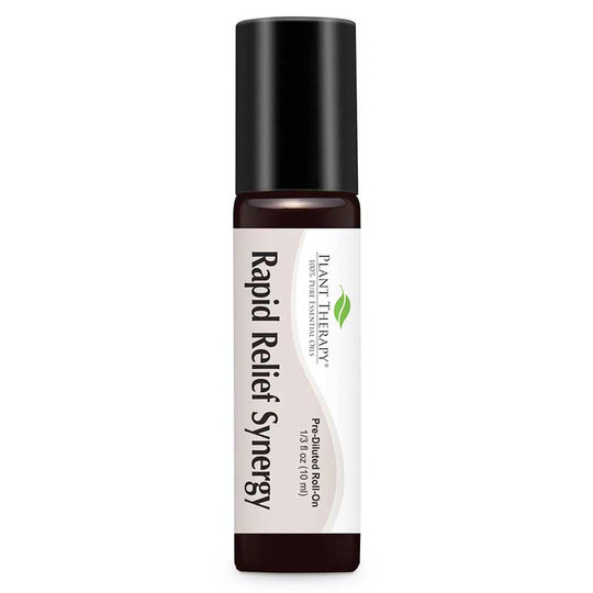 Rapid Relief Synergy Blend Roll On