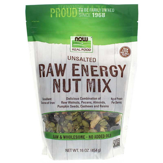 Raw Energy Nut Mix Unsalted
