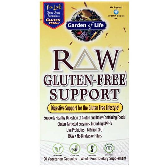 Raw Gluten Free Support