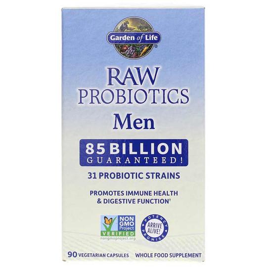 Raw Probiotics Men