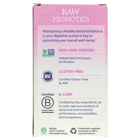 Raw Probiotics Women 50 Wiser Garden Of Life