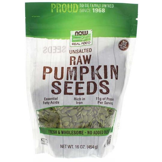 Raw Pumpkin Seeds Unsalted