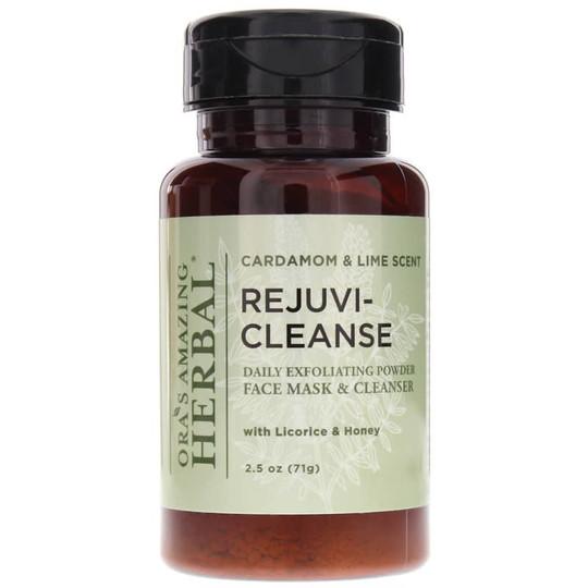 Rejuvi-Cleanse Face Mask & Cleanser