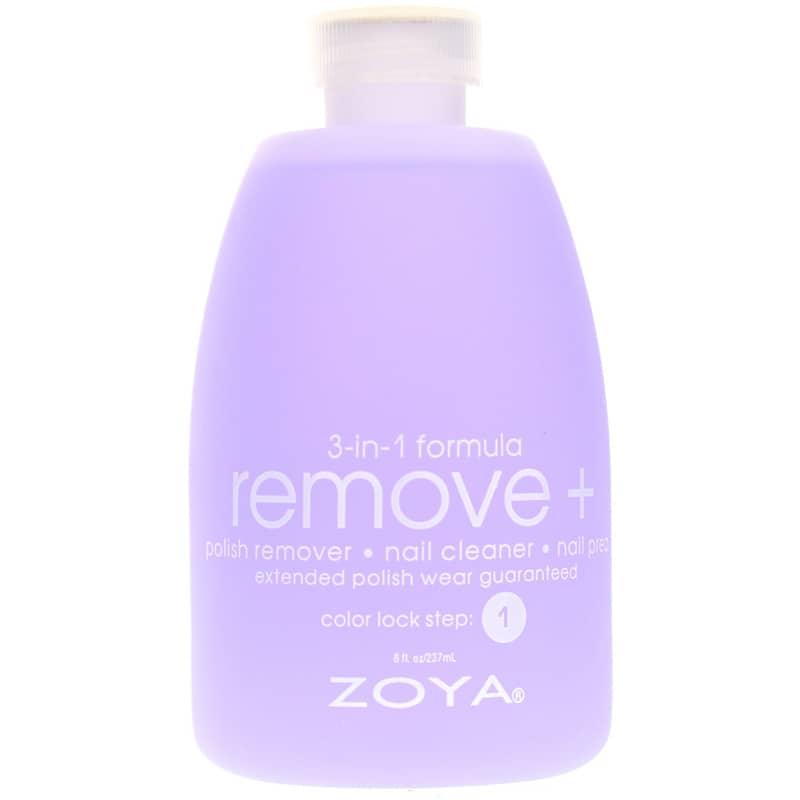 Remove + Nail Polish Remover, Zoya