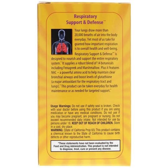 Respiratory Support & Defense