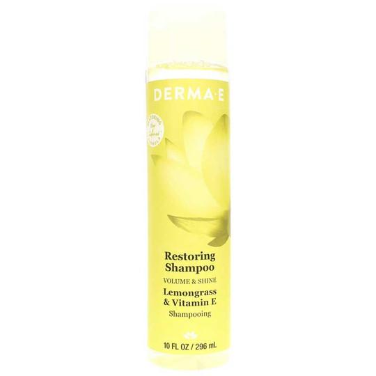 Restoring Shampoo Volume & Shine