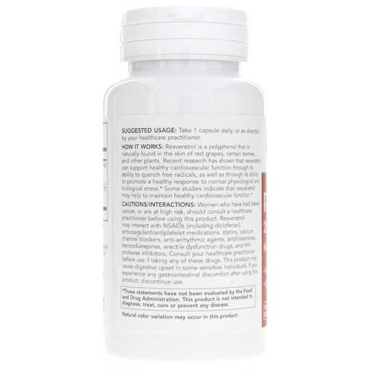Resveratrol 200 Mg