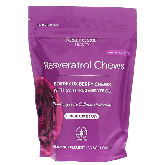 Resveratrol Chews Bordeaux Berry