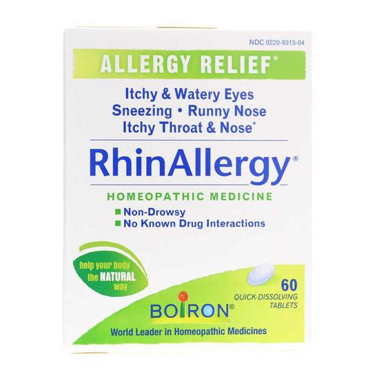RhinAllergy Allergy Relief