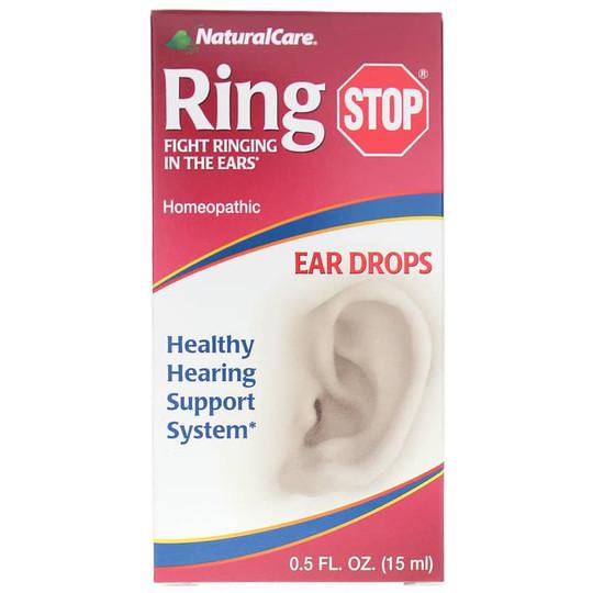 RingStop Ear Drops