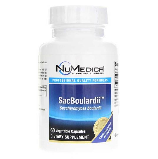 SacBoulardii Saccharomyces boulardii