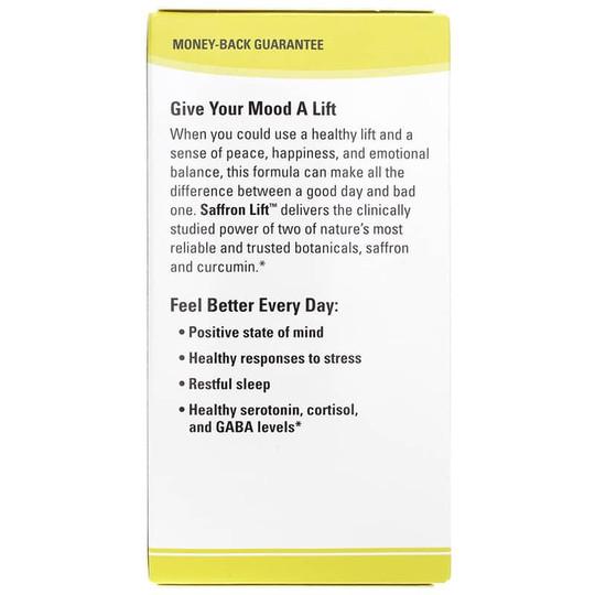 Saffron Lift + Curcumin