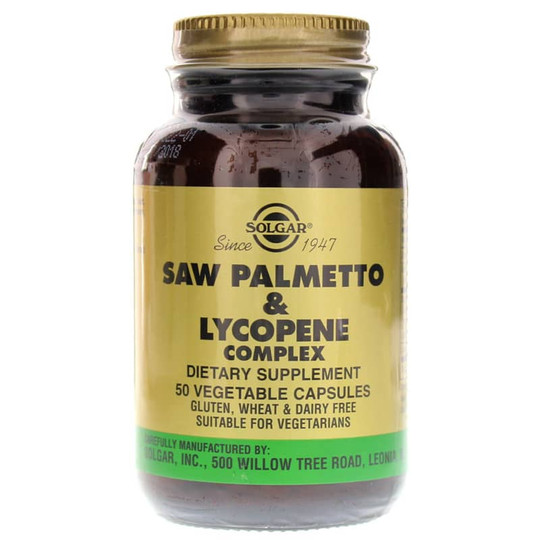 Saw Palmetto & Lycopene Complex