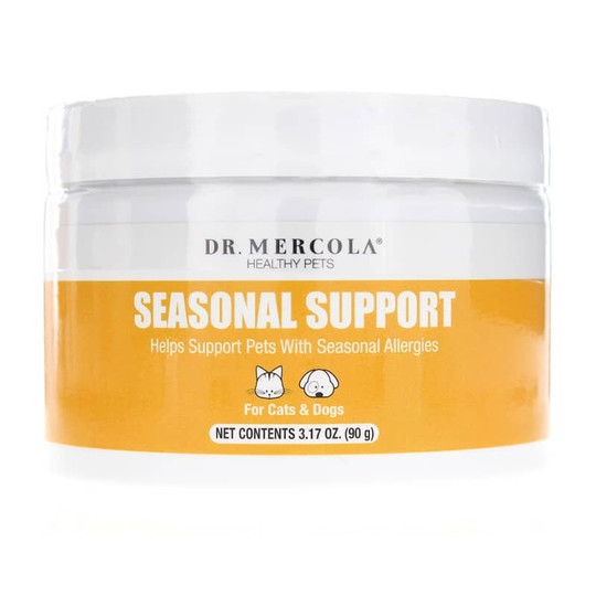 Seasonal Support for Cats and Dogs