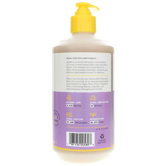 Shampoo & Body Wash Lemon Lavender for Kids Everyday Shea