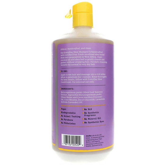shampoo-everyday-shea-ALF-lvndr